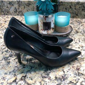 Calvin Klein black pumps